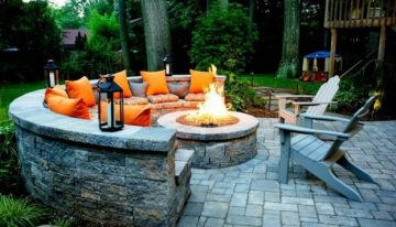 Why Fire-Pits are Replacing Your Usual Grill by the Pool?
