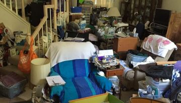 Call Us for the Best Professional Hoarding Cleanup Service East Dallas Texas