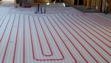 Advantages of floor heating