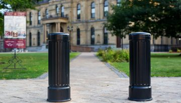 Why you need bollards to protect your next commercial project