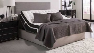 What are some of the benefits of adjustable beds