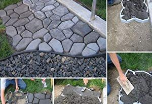 Make Your Neighbours Grow Awe With Your Own Designed Path Floor Mold