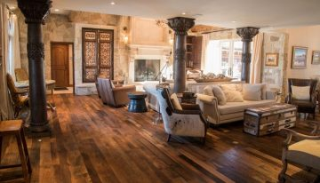 Choosing a Reclaimed Wood for Flooring
