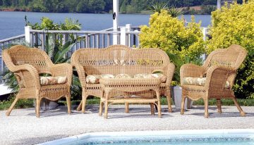 The history of wicker furniture: A time-tested, versatile material
