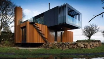 Benefits of Preferring Folding Container House