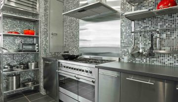 List of modern kitchen designs