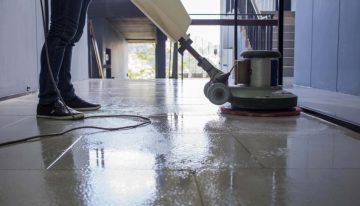Different types of the commercial cleaning services