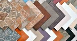 Different type of tiles for your home