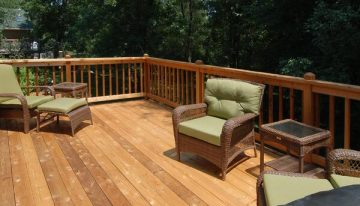 Notable Advantages of Edinburgh Decking At Home