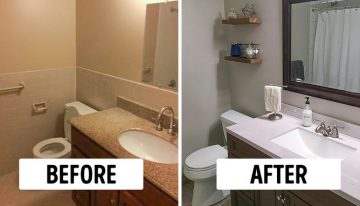 Tips to improve your bathroom's look and functionality