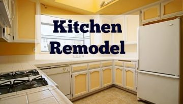 How to remodel your kitchen?