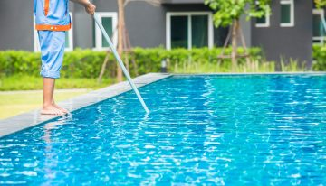 Looking After and Maintaining Your Swimming Pool