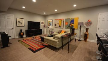 Why vinyl flooring is perfect for your basement