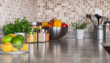 Benefits of a herb countertop