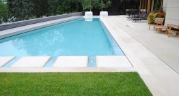 What Are Pool Pavers?