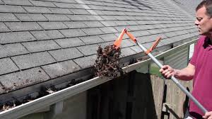 How gutter cleaning protects provides you a safe environment?