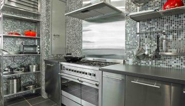 List of modern kitchen designs