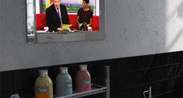New Home Trend – TV's In The Bathroom