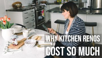 Why Is Kitchen Renovation So Costly?