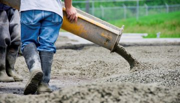 What are the functions of a Concrete Contractor?